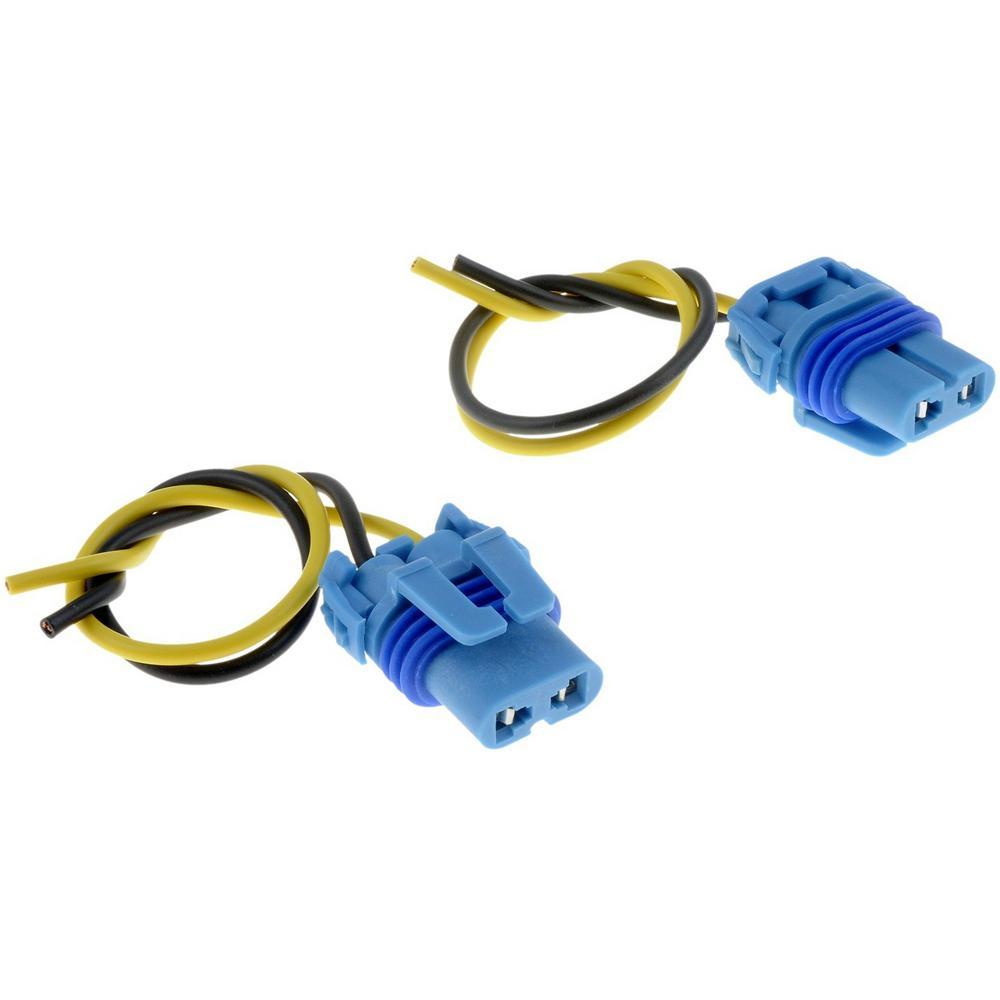 medium resolution of high temperature socket 9006 bulb