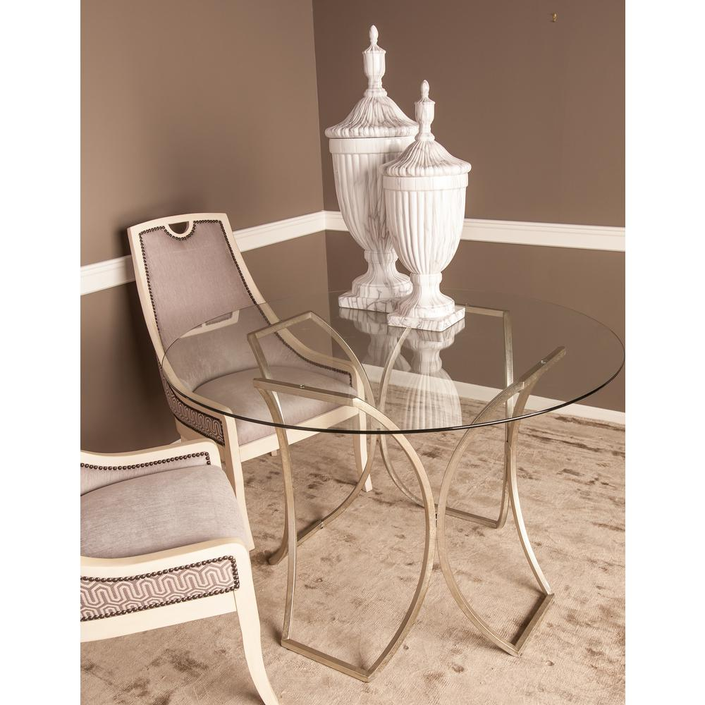 plantation style chairs nice chair stool titan lighting stage grey chenille side tn 891101 the home depot