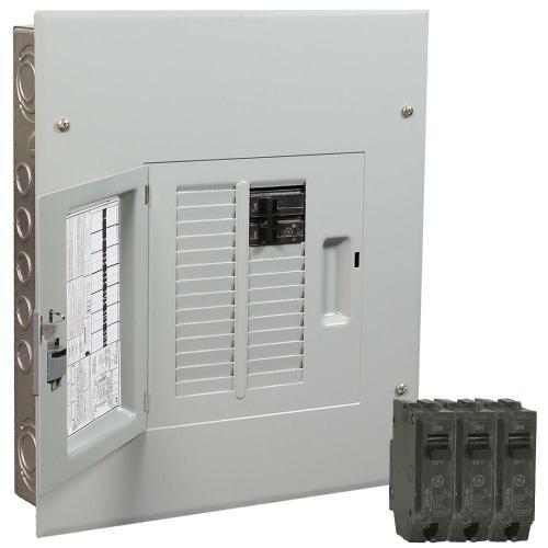 small resolution of ge powermark gold 100 amp 12 space 22 circuit indoor main breaker value kit