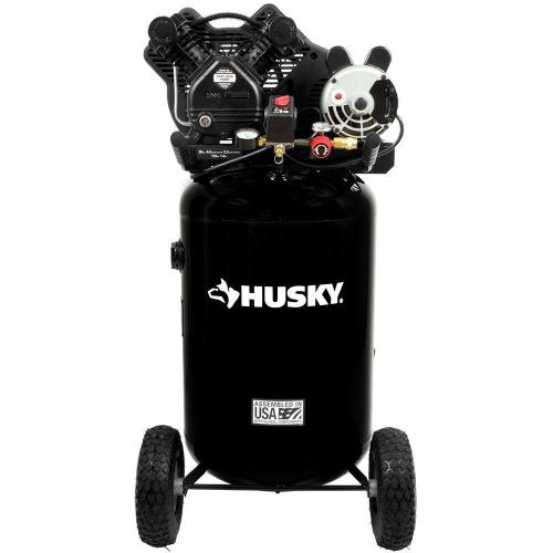 small resolution of husky 30 gal 155 psi ultra quiet portable electric air compressor