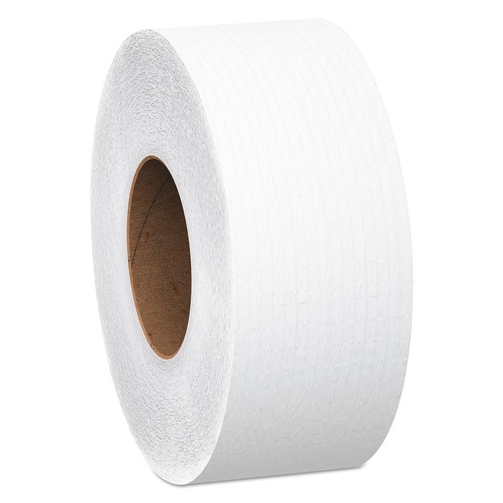 Kleenex Cottonelle White 2Ply Jr Jumbo Bathroom Tissue