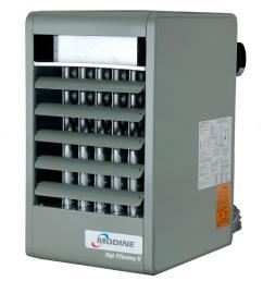 modine pdp 150 000 btu natural gas vertical power vented unit heater [ 1000 x 1000 Pixel ]
