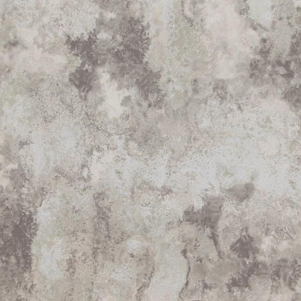 Concrete Cloudy Abstract Grey Wallpaper-r4667-218004-ess - Home Depot