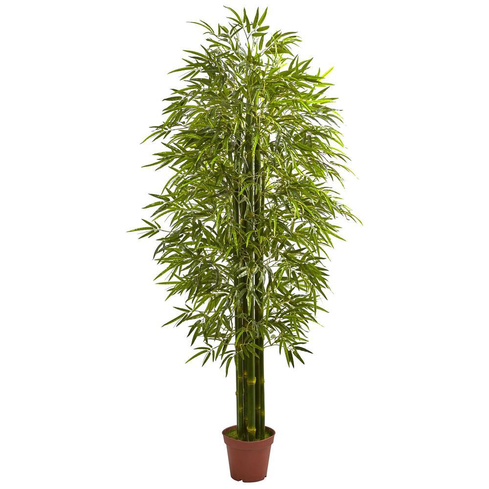 nearly natural bamboo tree