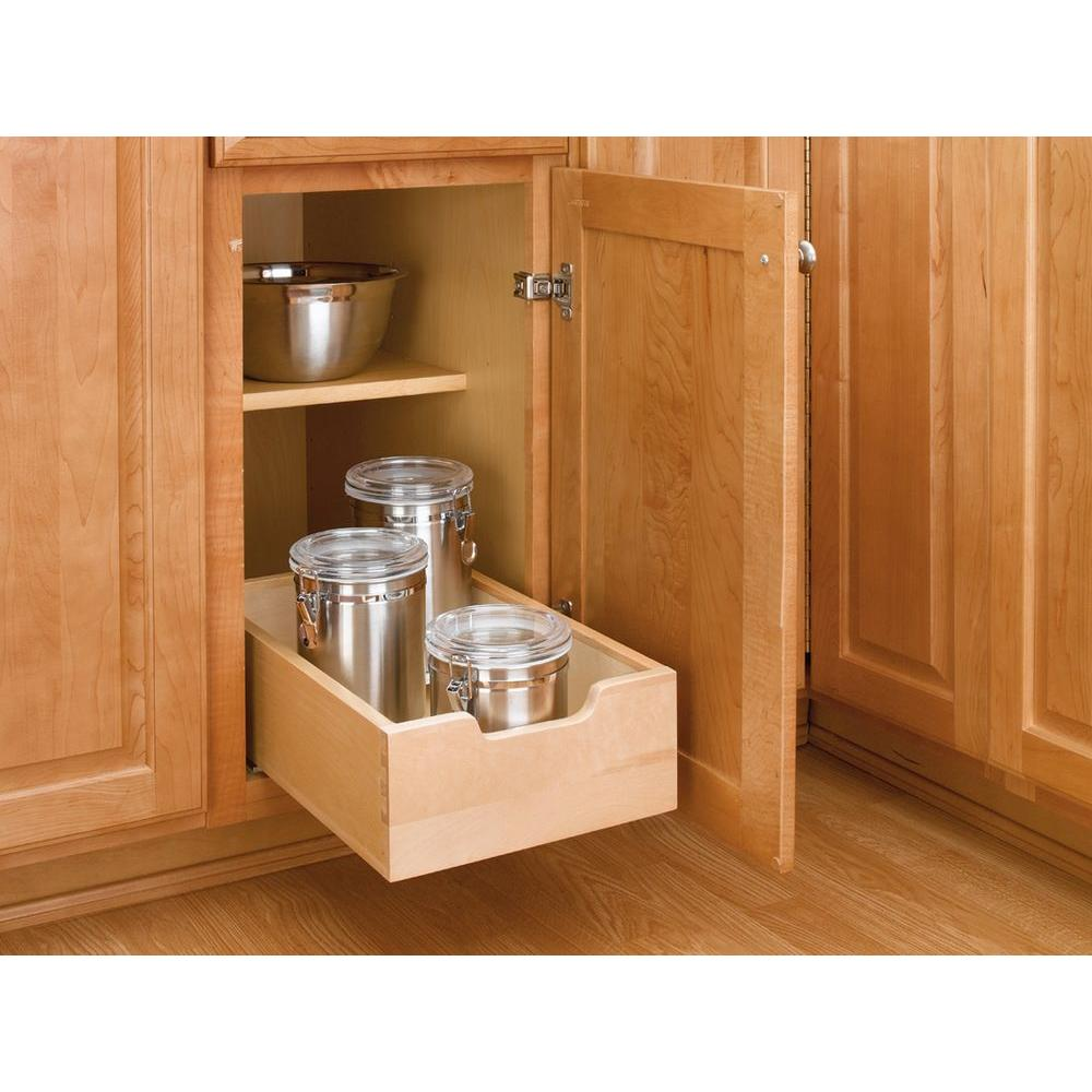 kitchen pull out shelves rubbermaid trash can hdx cabinet organizers storage organization 5 62 in h x 11 w 18 d