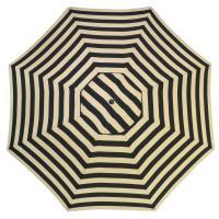 Plantation Patterns 11 ft. Aluminum Patio Umbrella in ...