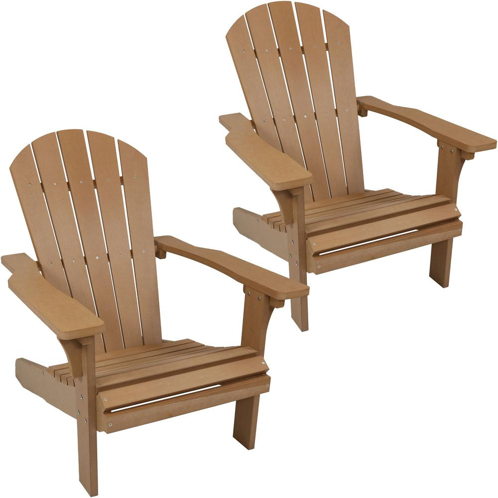 adams resin stacking adirondack chair a gaming brown plastic chairs realcomfort yhome image of new