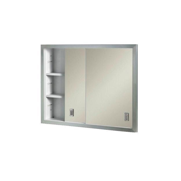 sliding - medicine cabinets - bathroom cabinets & storage - the home