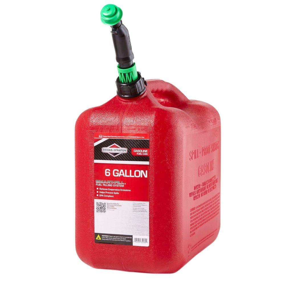 Briggs  Stratton 6 Gal Gas CanW508  The Home Depot