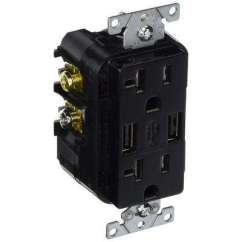 Leviton Decora 3 Way Switch Wiring Diagram Rv Hitch Combo Electrical Outlets Receptacles Devices