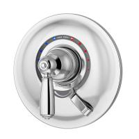 Symmons Allura Shower Valve in Chrome-S-4700 - The Home Depot