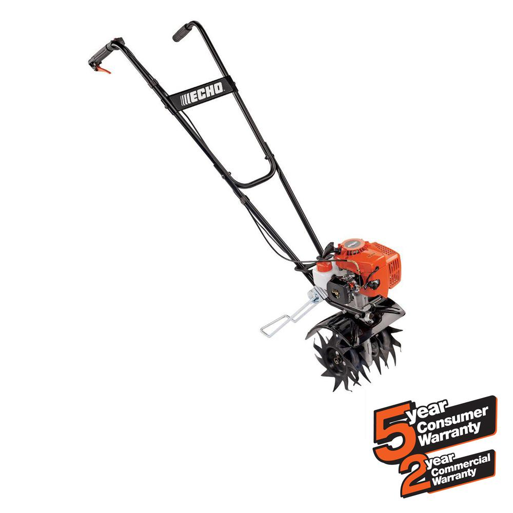 ECHO 9 in. 21.2 cc Gas Tiller/ Cultivator Front-Tine