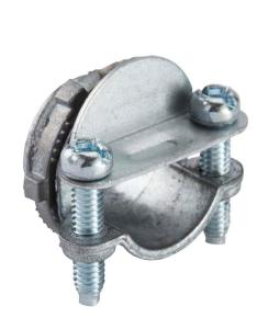 Flexible metal conduit fmc combination clamp connector also fittings electrical boxes  the home depot rh homedepot