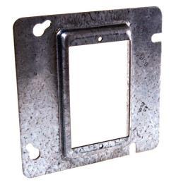 square single device mud ring raised 1  [ 1000 x 1000 Pixel ]