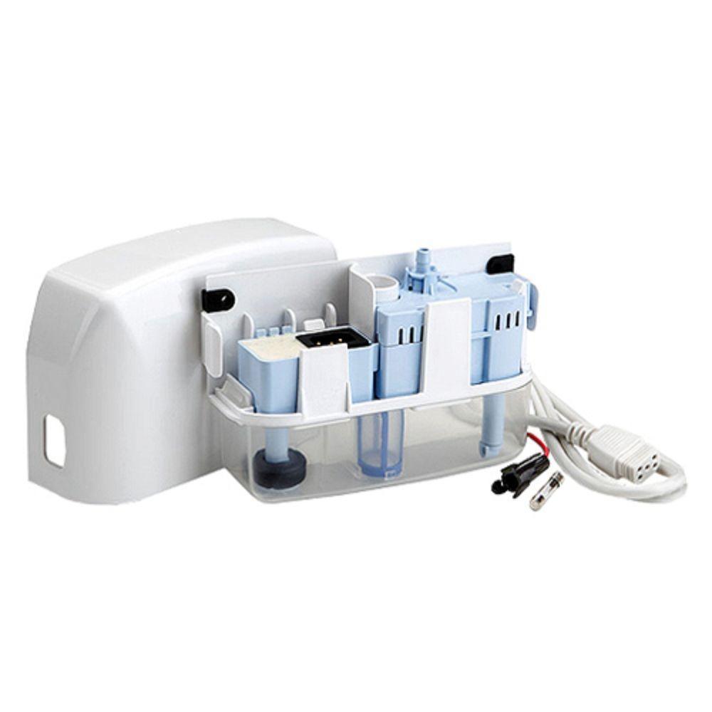 hight resolution of rectorseal aspen mini white 115 208 230 volt condensate pump for ductless mini