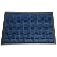 Rubber-Cal Wellington Carpet Doormat Blue 24 in. x 36 in ...