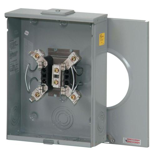 small resolution of  eaton meter sockets urs212bcrch 64 1000 eaton 200 amp single meter socket coned approved urs212bcrch