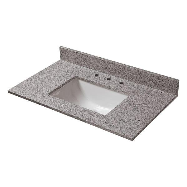 Pegasus Napoli Granite Vanity Top