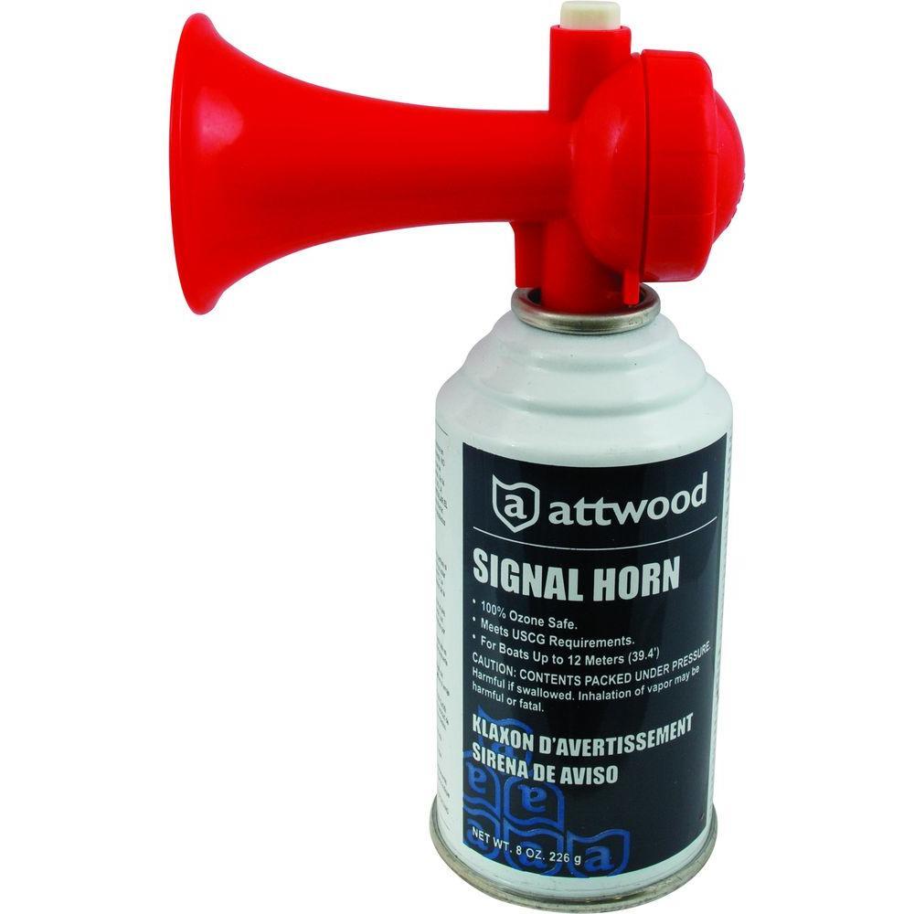 hight resolution of signal horn
