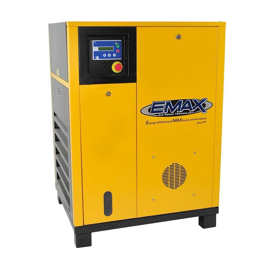 hight resolution of premium series 10 hp 230 volt 3 phase stationary electric variable speed rotary