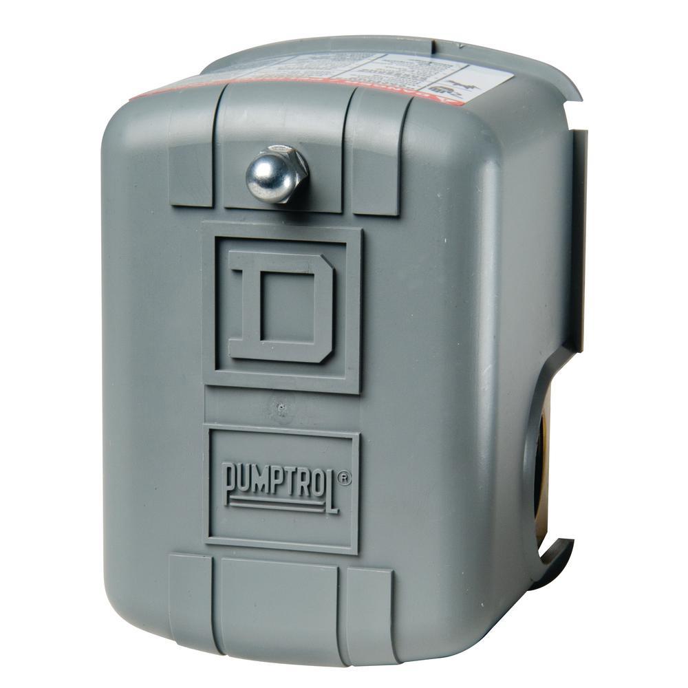 medium resolution of square d 40 60 psi pumptrol water pressure switch