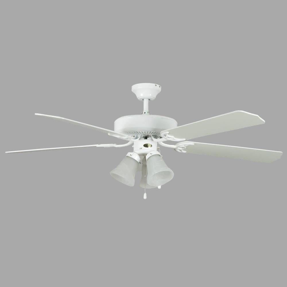 hight resolution of concord fans heritage home series 52 in indoor white ceiling fan