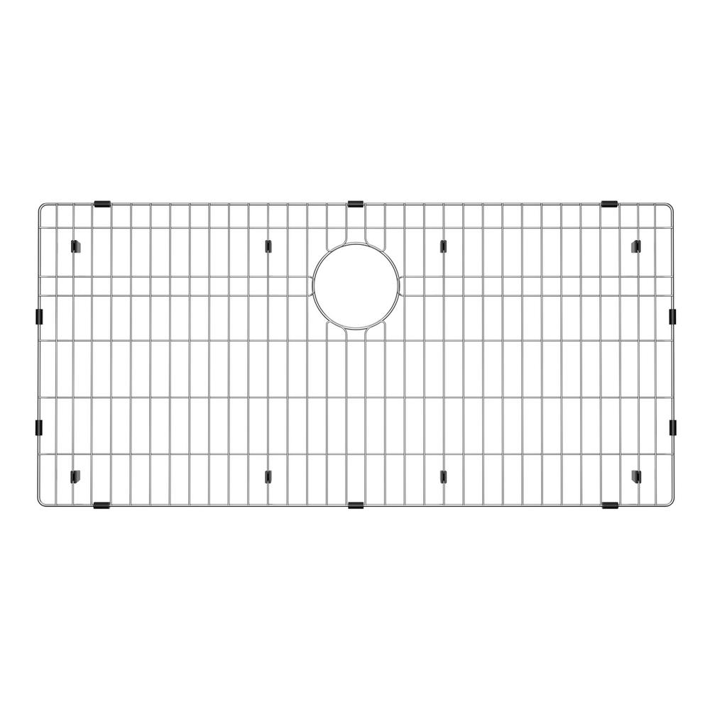 kitchen sink grids memory foam runner 28 in x 16 stainless steel bottom grid ksp 2816