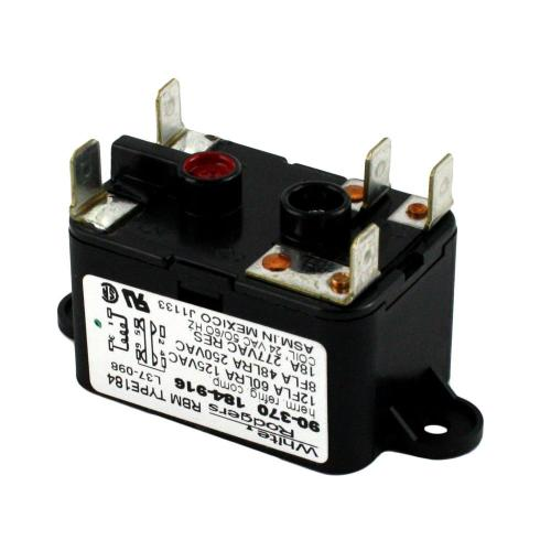 small resolution of white rodgers 24 volt coil voltage spdt rbm type relay