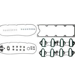 engine intake manifold gasket set [ 1000 x 1000 Pixel ]