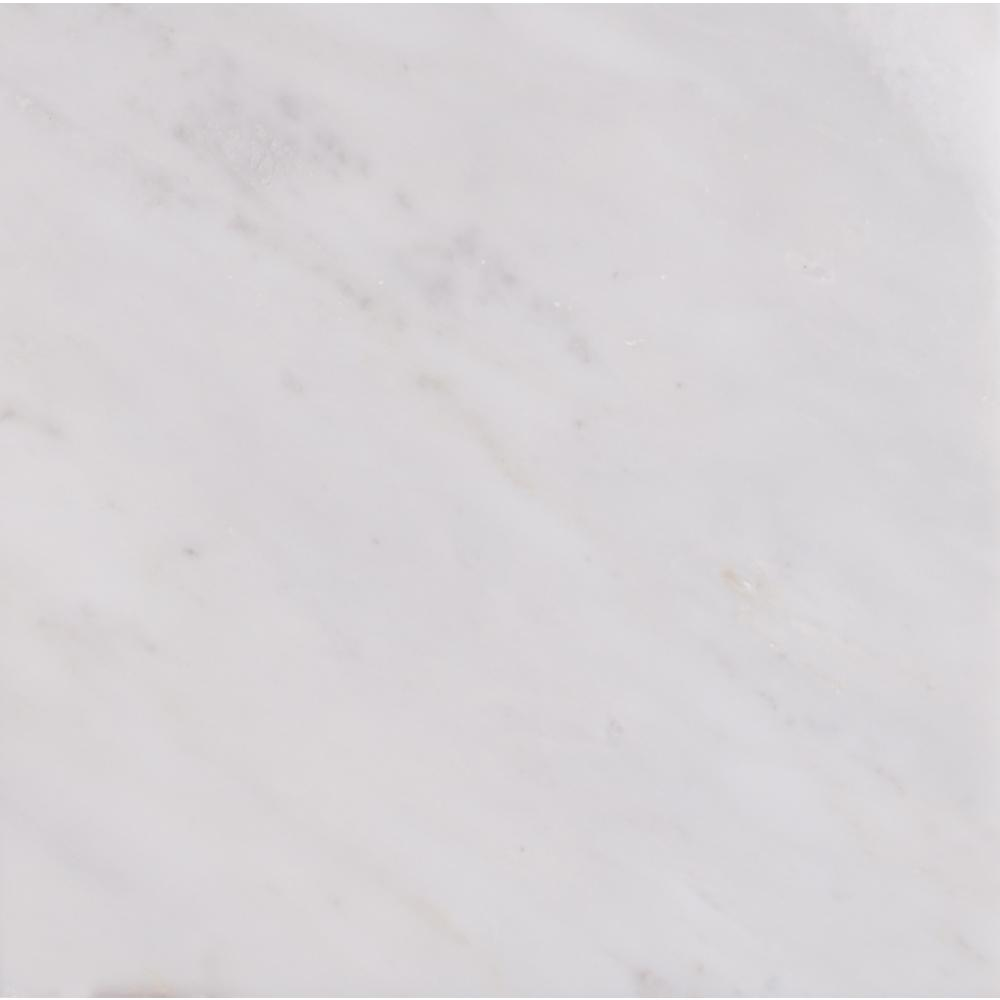 MS International Greecian White 12 in x 12 in Honed
