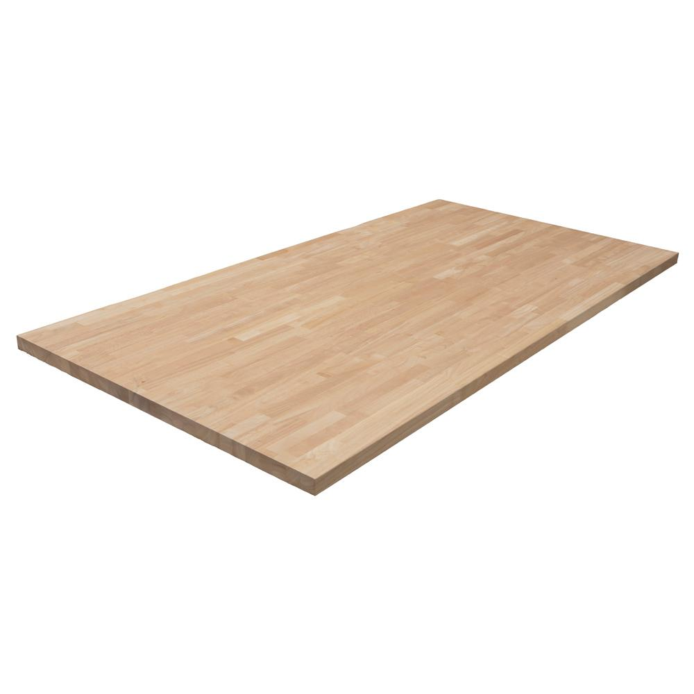 2 Inch Thick Wood Countertop