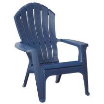 Realcomfort Midnight Patio Adirondack Chair-8371-94-4303