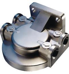 seachoice fuel water separating filter bracket stainless steel [ 1000 x 1000 Pixel ]