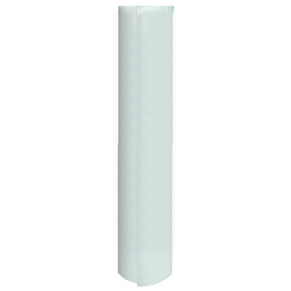 kitchen shelf liners cabinet color closetmaid 12 in x 120 white vinyl liner 1126 the home depot
