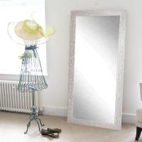 Farmhouse Barnwood Full Length Floor Wall Mirror-BM036TS ...