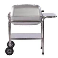 Portable Kitchen Small Tables For Pk Grills Original Grill And Smoker In Silver Pk99740 More Like This