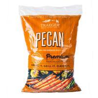 Traeger Pecan Hardwood Pellets-PEL314 - The Home Depot