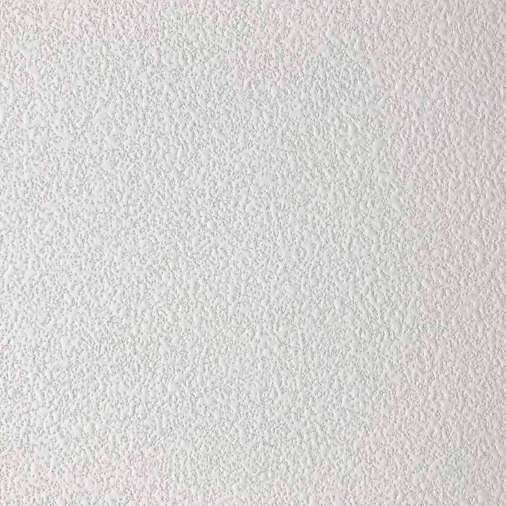 TopTile White 2 ft. x 4 ft. Square Edge Fiberglass Ceiling