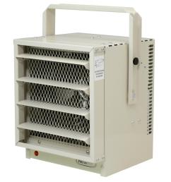 newair 17 060 btu 5000 watt electric garage heater [ 1000 x 1000 Pixel ]