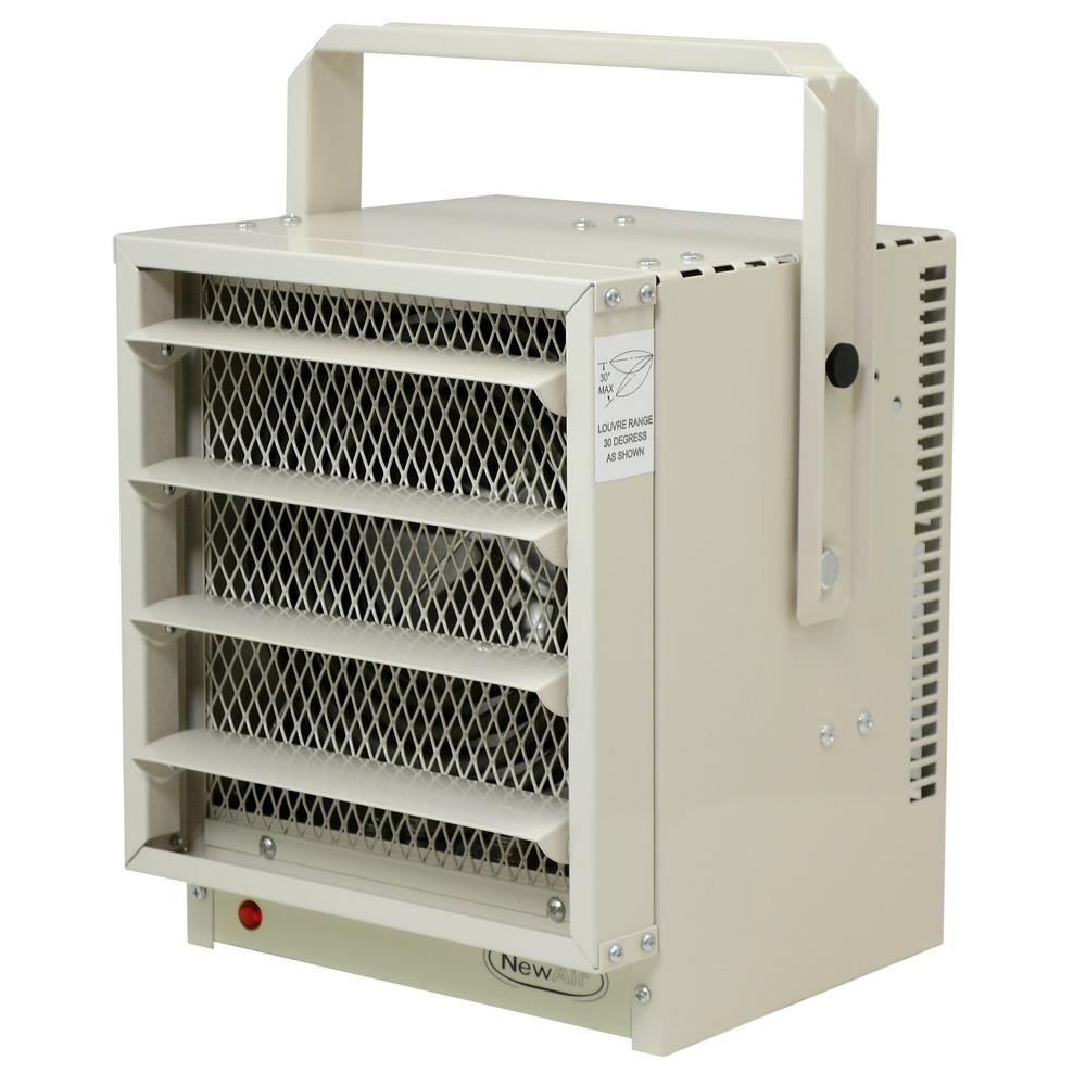 medium resolution of newair 17 060 btu 5000 watt electric garage heater