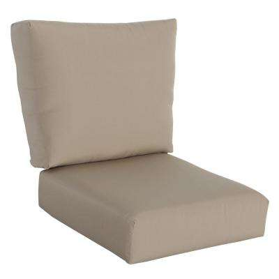 outdoor chair cushions canada patio cushion clearance beige no additional features mill valley 24 x 25 lounge in standard