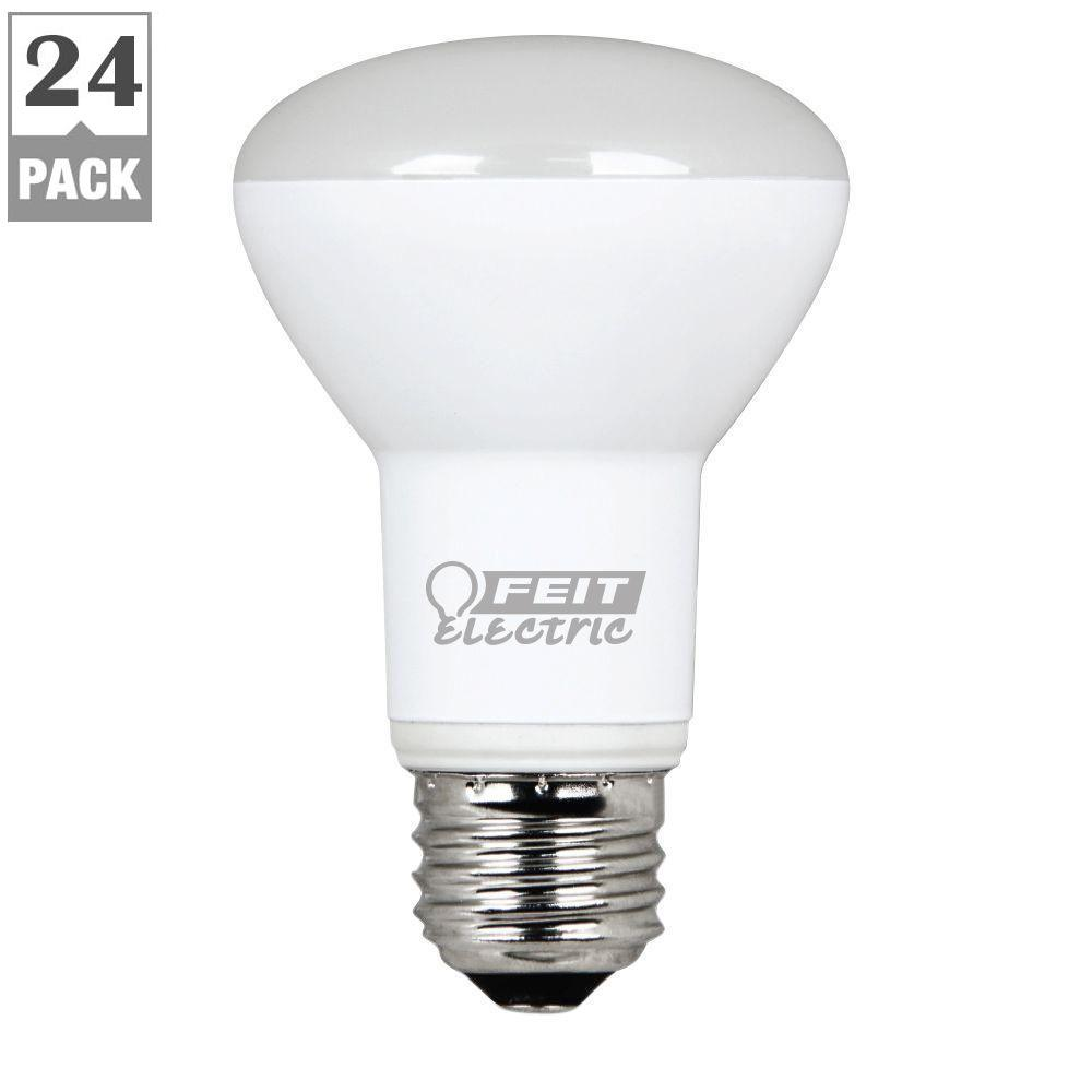 Feit Electric 45W Equivalent Soft White R20 Dimmable LED