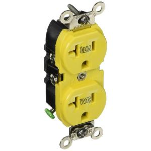 20 Amp Outlet Wiring