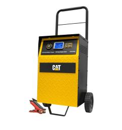 cat 40 amp wheel charger with 110 amp engine start [ 1000 x 1000 Pixel ]