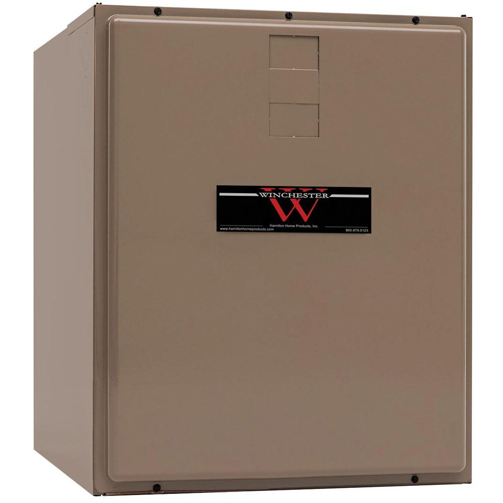 hight resolution of winchester 65 530 btu 5 ton multi positional electric furnace