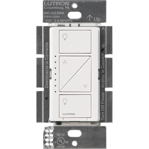 small resolution of caseta wireless smart lighting dimmer switch for wall and ceiling lights white