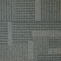EuroTile Park Avenue Steel Loop 19.7 in. x 19.7 in. Carpet