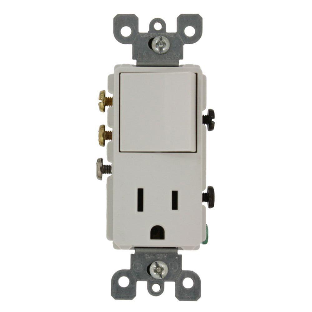 3 way outlet 1999 honda accord fuse box diagram leviton 15 amp decora commercial grade combination rocker switch white