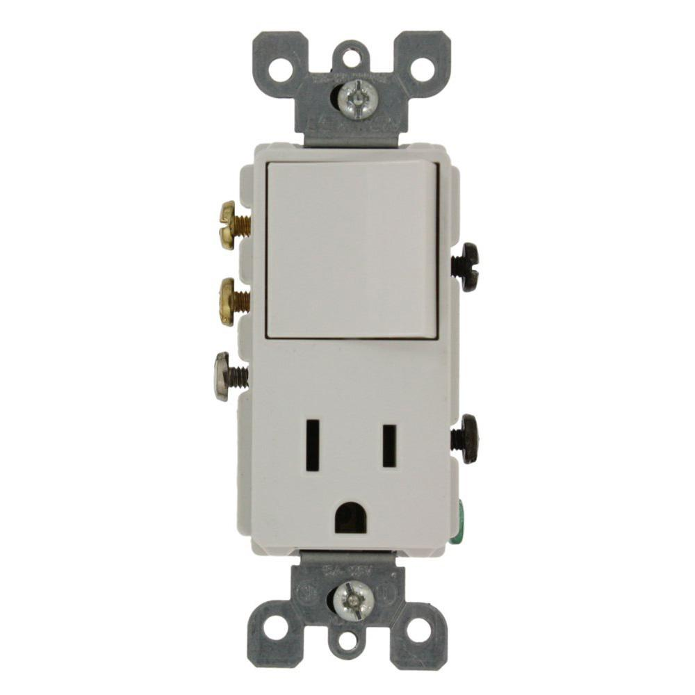 3 Way Switch Hot Receptacle