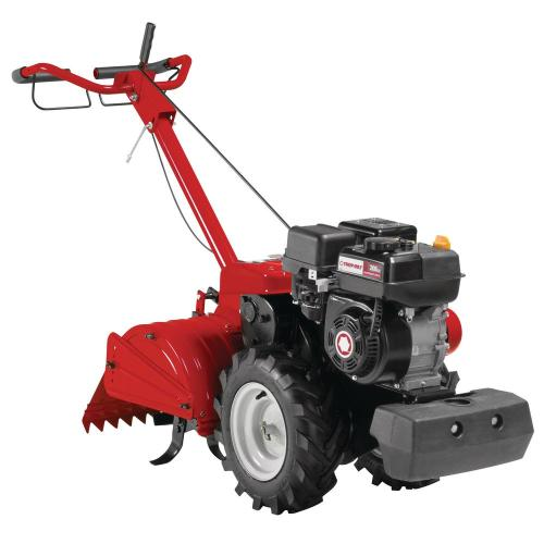 small resolution of troy bilt mustang 18 in 208 cc gas ohv engine rear tine tiller